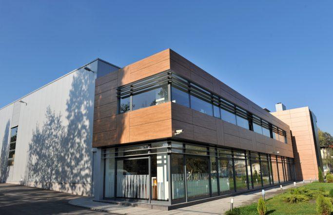 Офис и склад на Хьорман България