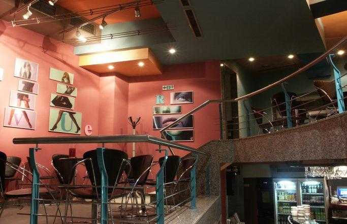 Кафе клуб Ревю